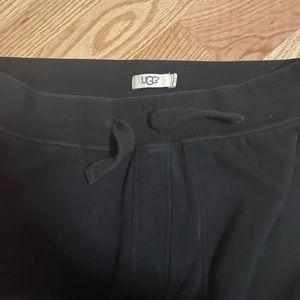 UGG Pants - black ugg joggers 💫